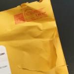 楽天ブックスの封筒が便利すぎるから、捨てないでとっておこう(Amazonもね♪)