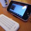 【iPhone/iPad】ガジェモニで超小型Bluetoothキーボードが当たっちゃったよ☆