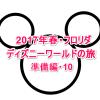 【WDW旅行-準備編10】WDW(ホテル&チケット)入金(50日前)【オーランド】